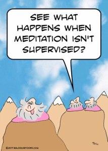 MeditationUnsupervised